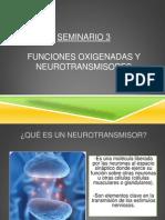SEMINARIO NEUROTRANSMISORES