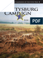 The Gettysburg Campaign