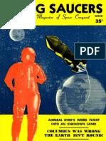 Flying Saucers December 1959