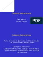 Industria Petroquimica Brasil