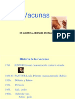 Vacunas UNDAC