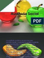 Pres. Auditoria Social