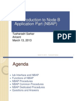 NodeB Application Part