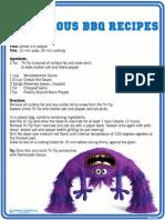 MU BBQ Recipe Page 3