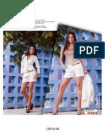 130731 - Ropa Casual / Calzado / Blusas - Catálogo
