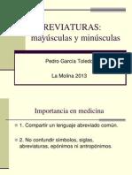 ABREVIATURAS SEM8