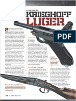 DWM Made Luger Pistols Current Value | Firearms | Projectile