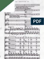Tanhausser - Final chorus