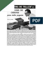 74559198 Dobladora de Chapa