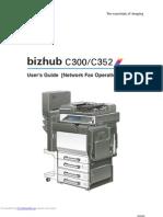 Bizhub c352