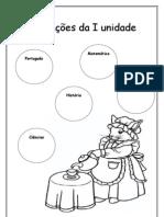 Capa Ratinha chá