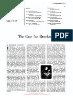 The Case for Bruckner