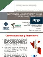 CAD CUSCO GESTIÓN DE LA SSO TALLER