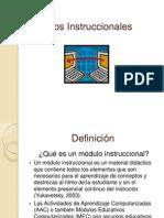 Comparación entre modelos de diseño instruccional