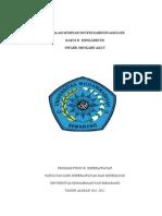 Laporan Pendahuluan Infark Miokard Akut (Ami)