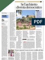 Mostra ''Il Novecento di Matteo Focaccia'', Avvenire quotidiano nazionale