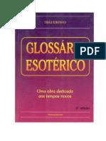 Glossario Esoterico - Trigueirinho