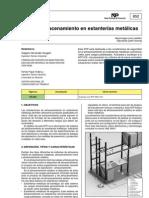 Almacenamiento en Estanterias Metalicas - 852 Web