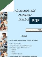 Financial Aid 2012-2013 FINAL