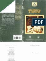 Matute, Á, Heurística e Historia