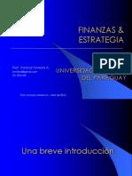 Estrategia & Finanzas