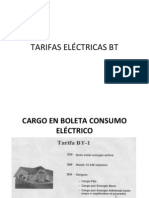 Tarifa Electrica Bt