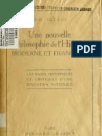 Rene Gillouin 1881
