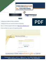 MANUAL  DE CONFIGURACIÓN DE DDNS DVR MERIVA 840-850