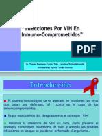 Infecciones en VIH E Inmunocomprometidos.