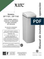 Doc Manual Ep7130 Ep7140 Ablandador de Agua