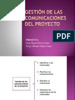 Capitulo 10 Gestión de las comunicaciones del proyecto.pptx