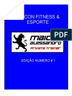 Maicon Fitness 1