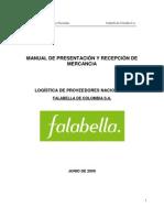Manual - Almacen Saga Falabella Colombia