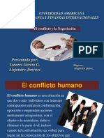 Power Point de Conflicto