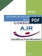 SISTEMA DE FACTURACIÓN  CORREGIDO