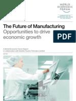WEF MOB FutureManufacturing Report 2012
