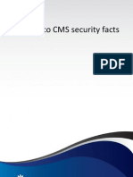 KenticoCMS Security Facts