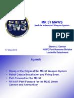 Mk 51 MAWS