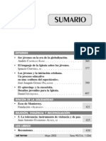 Revista Sal Terrae 2005 5