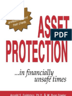 Asset Protection in Financially Unsafe Times