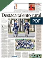 Destaca Talento Rural