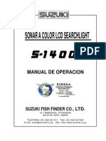 S1400 User Manual Logo Eidesa Es