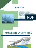 Diapositivas Lluvia Acida