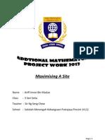 Project Work Putrajaya 2013