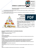 Guia de Piramide de Alimentos