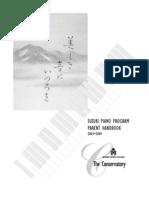 Suzuki Handbook