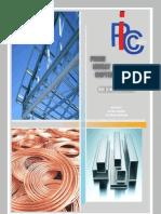 Catalog Steel Production
