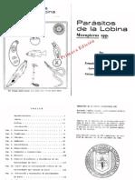 Parasitos y Enfermedades de La Lobina