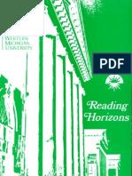 Reading Horizons Vol. 36 No. 3