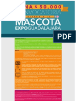 Bases Convocatoria Mascota Expo
